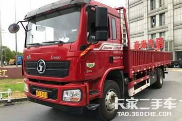 二手陕汽重卡 德龙L3000 载货车 200马力