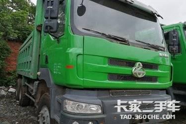 二手自卸车 东风柳汽 336马力图片