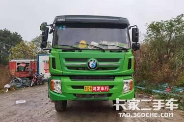 二手中国重汽成都商用车(原重汽王牌) 王牌W5G 385马力图片
