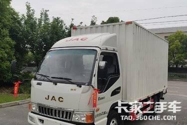 二手轻卡 江淮帅铃 120马力图片