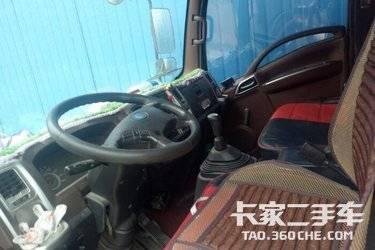 二手载货车 重汽王牌 130马力图片