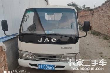 二手载货车 江淮康铃 107马力图片