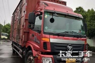 二手卡车载货车 福田欧马可 170马力