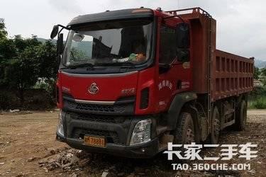 二手自卸车 东风柳汽 220马力图片