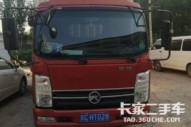 二手载货车 凯马 98马力图片