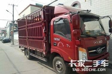 二手载货车 唐骏汽车 137马力图片