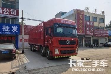 二手载货车 陕汽重卡 375马力图片