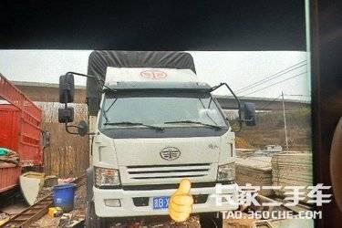 二手载货车 一汽红塔 140马力图片