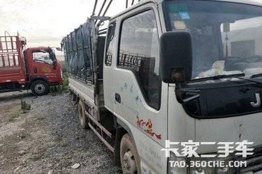 二手载货车 江淮康铃 80马力图片
