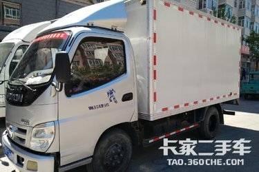 二手载货车 福田奥铃 116马力图片