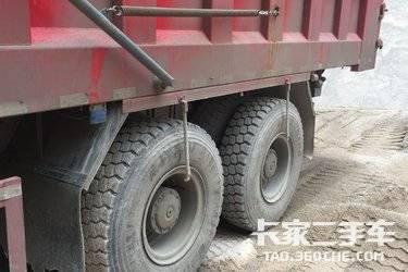 二手自卸车 江淮格尔发 340马力图片