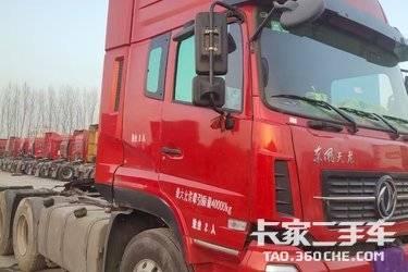 二手东风商用车 东风天龙 450马力图片