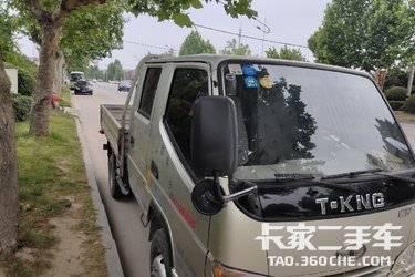 二手轻卡 唐骏汽车 68马力图片