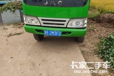 二手自卸车 江淮工程车 115马力图片