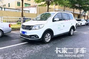 二手载货车 华晨鑫源金杯 112马力图片