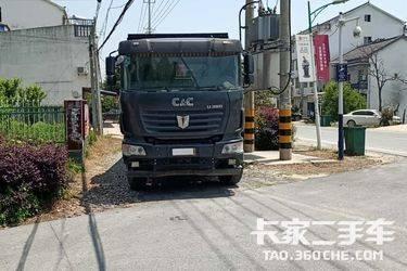 二手自卸车 联合卡车 380马力图片
