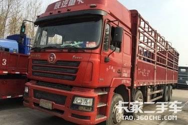 載貨車  陜汽重卡 300馬力