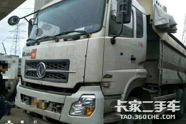 二手自卸车 东风商用车 350马力图片