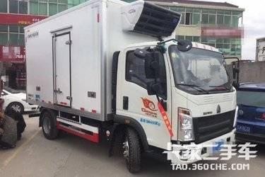 二手载货车 重汽HOWO轻卡 129马力图片