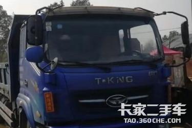 二手自卸车 唐骏汽车 160马力图片