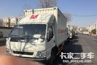 二手载货车 江铃汽车 119马力图片
