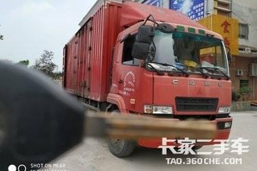 二手载货车 华菱 180马力图片