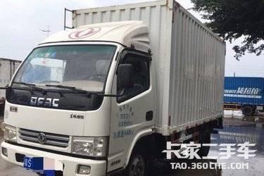 二手载货车 东风多利卡 116马力图片