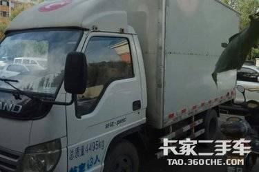 二手载货车 福田时代 216马力图片