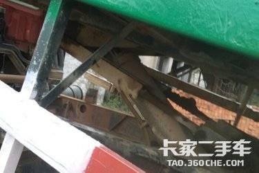 二手自卸车 福田瑞沃 160马力图片