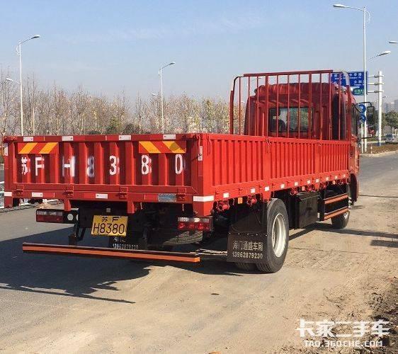 江淮格尔发 160马力 载货车