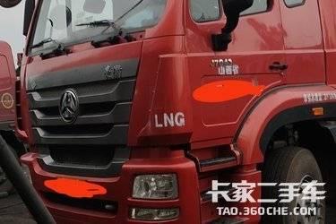 LNG牽引車  重汽豪瀚 430馬力