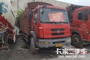 载货车 东风柳汽 180马力