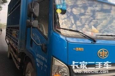 二手载货车 一汽解放轻卡 140马力图片