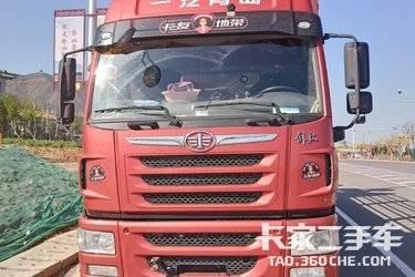 载货车  青岛解放 220马力