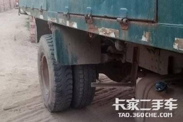 二手自卸车 福田瑞沃 103马力图片