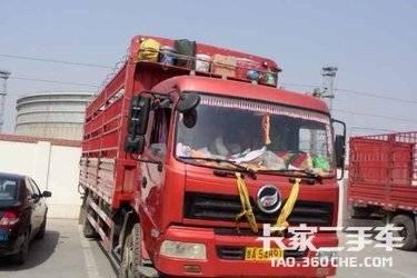 二手载货车 川交汽车 210马力图片