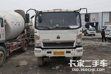 二手中国重汽 中国重汽HOKA 160马力图片