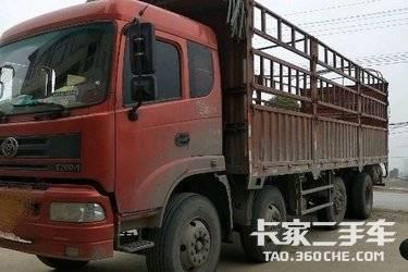 二手载货车 东风股份 220马力图片