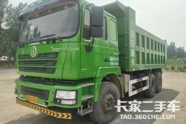 自卸車 陜汽重卡 375馬力 個人戶