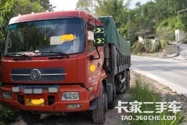 二手自卸车 东风商用车 260马力图片