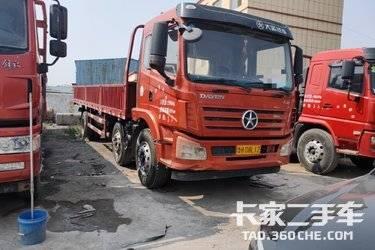 二手载货车 大运重卡 220马力图片