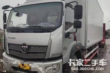 二手载货车 福田欧马可 180马力图片