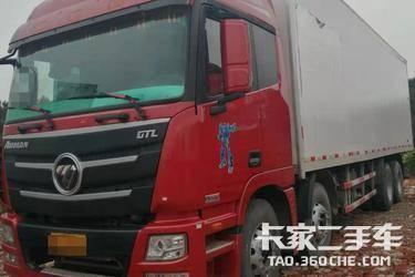 二手福田欧曼 欧曼GTL 350马力图片