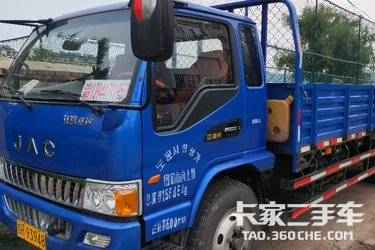 二手载货车 江淮骏铃 160马力图片