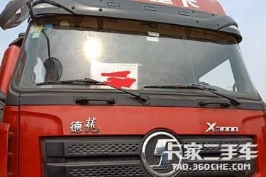 二手牵引车 陕汽重卡 430马力图片