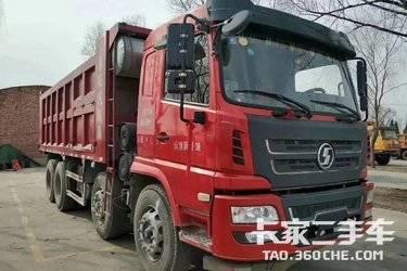 自卸车 陕汽商用车 270马力