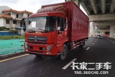 二手载货车 东风福瑞卡(全新) 180马力图片