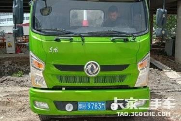二手自卸车 东风新疆 160马力图片