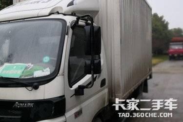 二手载货车 福田欧马可 131马力图片
