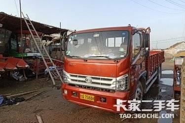 二手载货车 福田时代 140马力图片